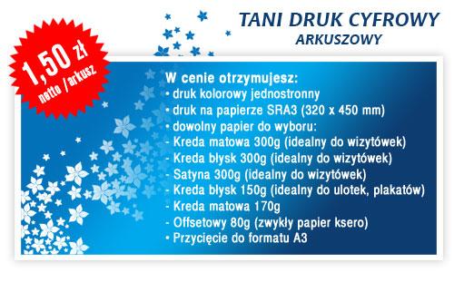 Tani Druk Cyfrowy Kraków Symilo